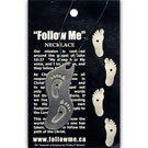 Украшение на шею Follow Me (Steps)