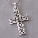 Украшение на шею Celtic Knot Cross
